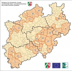 LEADER-Regionen_2014-2020